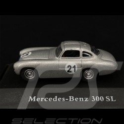 Mercedes - Benz 300 SL Prototyp n° 21 Silber 1/87 Schuco 452618300