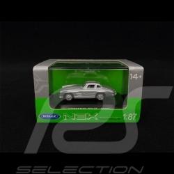 Mercedes - Benz 300SL Silver 1/87 Welly 73149SW-SILVER
