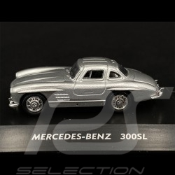 Mercedes - Benz 300SL Silber 1/87 Welly 73149SW-SILVER