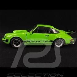 Porsche 911 Carrera 3.2 Type 930 Lime Green 1/18 Solido S1802603