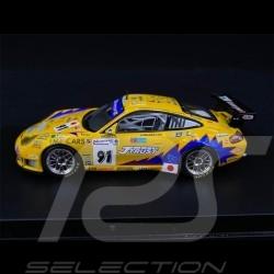 Porsche 911 GT3 RS Type 996 n° 91 24h Le Mans 2006 1/43 Minichamps 403066991