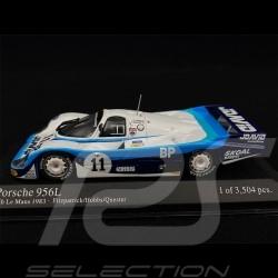 Porsche 956L n° 11 24H Le Mans 1983 1/43 Minichamps 400836511