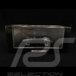 Porsche 911 Speedster 1988 grau 1/43 Minichamps 430066135