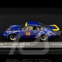 Porsche 911 Carrera RSR 3.0 n° 14 Trans-Am Championship 1974 1/43 Minichamps 430746914