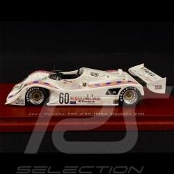 Porsche 966 n° 60 IMSA 24H Daytona 1991 1/43 True Scale TSM114306