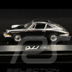 Porsche 911 1963  40 years anniversary edition chrome 1/43 Minichamps WAP02010514