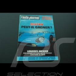 L'auto-journal nr.11 de 1970 en français
