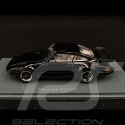 Porsche 911 Turbo SE type 930 1987 black 1/43 Neo 43271