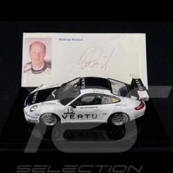 Porsche 911 GT3 Cup type 997 VERTU n° 15 Porsche Supercup 2006 1/43 Minichamps 403056415