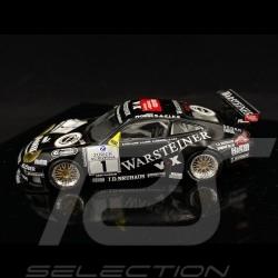 Porsche 911 type 996 GT3 R 'Warsteiner' n°1 24h Nürburgring 2001 1/43 Minichamps 403016991