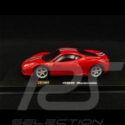 Ferrari 458 Speciale Rot Signature series 1/43 Bburago 36901