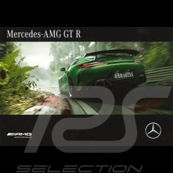 Brochure Mercedes Gamme Mercedes - AMG GT R 2017 03/2017 in french MEGT4006-02