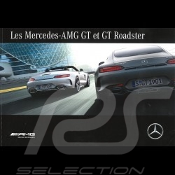 Brochure Mercedes Gamme Mercedes - AMG GT & Roadster 2017 04/2017 in french MEGT4003-02