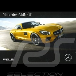 Mercedes Brochure Range Mercedes-AMG GT 2015 12/2015 in french MEGT4002-01