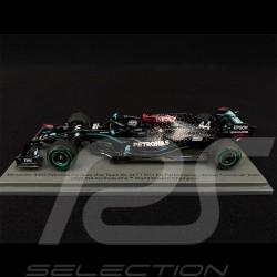 Mercedes - AMG Petronas F1 n° 44 weltmeister world Champion du Monde 2020 Hamilton 1/43 Spark S6488