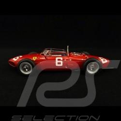 Ferrari F1 Dino 156 Sharknose GP Belgian 1961 Spa-Francorchamps n° 6 1/18 CMR CMR172