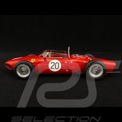 Ferrari F1 Dino 156 Sharknose GP France 1961 Reims n° 20 1/18 CMR CMR173