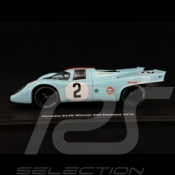 Porsche 917 K Vainqueur 24 h Daytona 1970 n° 2 Gulf  1/18 CMR CMR130