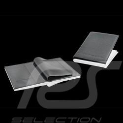 Etui pour livre de bord Porsche 911 / 959 / 944 / 968 / 928 board folder case Bordmappe Cuir Noir PCG48050000