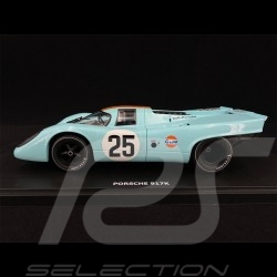 Porsche 917 K 1000km Spa 1970 n°25 Gulf 1/18 CMR CMR146-25