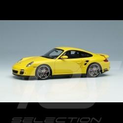 Porsche 911 Turbo Typ 997 2006 Speedgelb 1/43 Make Up Vision VM190B