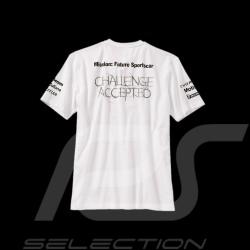 T-shirt Porsche Le Mans 2015 n° 17 unisex white Porsche Design WAP971