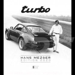 Buch Porsche 911 Turbo Air Cooled Years 1975 - 1998 - Hans Mezger Edition 2020