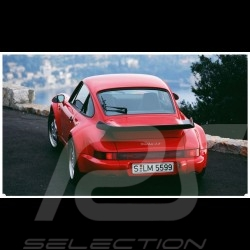 Book Porsche 911 Turbo Air Cooled Years 1975 - 1998 - Hans Mezger Edition 2020