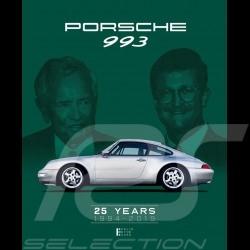 Buch Porsche 993 - 25 Years 1994-2019