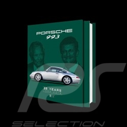 Book Porsche 993 - 25 Years 1994-2019