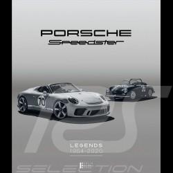 Livre Porsche Speedster Legends 1954-2020