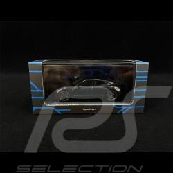 Porsche Taycan Turbo S IAA Frankfurt 2019 Volcano Grey 1/43 Minichamps WAP0208510LIAA