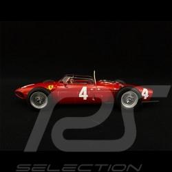 Ferrari F1 Dino 156 Sharknose Vainqueur winner sieger GP Grande Bretagne 1961 n° 4 1/18 CMR CMR168