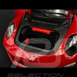 Porsche 911 Carrera 4 GTS Targa Type 991 2014 Carmine Red 1/18 Schuco 450039300