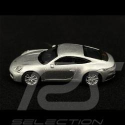 Porsche 911 Carrera S Coupe Type 992 2019 GT Silber Metallic 1/87 Schuco 452653600