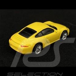 Porsche 911 Carrera S Coupe Type 991 2014 Racing Yellow 1/87 Schuco 452659900