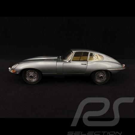 Jaguar E Typ RHD 1961 Grau metallic 1/18 Kyosho KYO8954GM