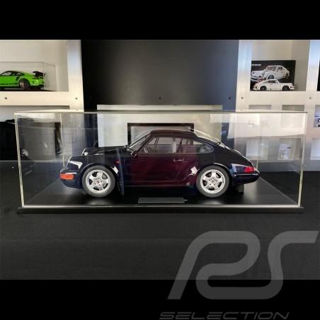 """Porsche 911 typ 964 Carrera 4 """" 30 Jahre Porsche 911 """" 1993 Viola 1/8 Minichamps 800656000"""