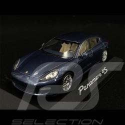 Porsche Panamera 4S bleue 1/43 Minichamps WAP02000419