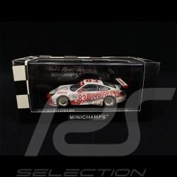 Porsche 911 GT3 RS n° 83 24h Daytona 2003 1/43 Minichamps 400036983