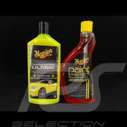 Complete exterior cleaning kit from Meguiar's for your car