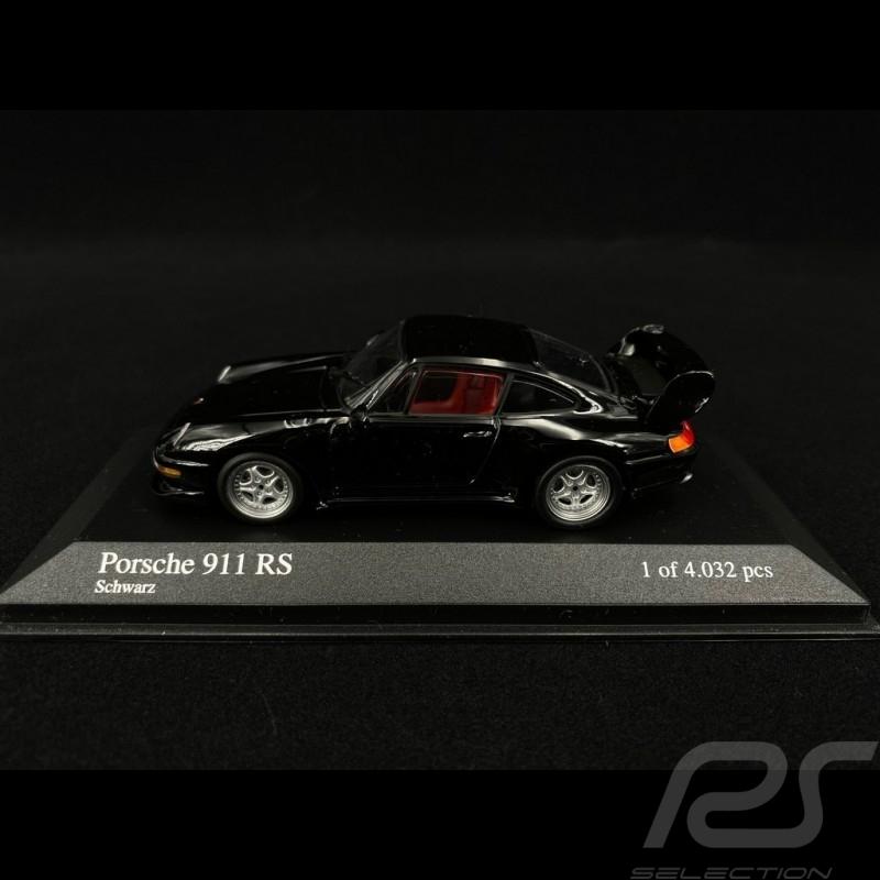 Porsche 911 Type 993 Carrera RS 1995 Black 1/43 Minichamps 430065104