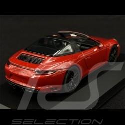 Porsche 911 Carrera 4 GTS Spider Type 991 2016 Carmine Red 1/43 Herpa WAP0201450H
