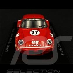 Porsche 911 RSR 3.0 n° 77 Class winner IMSA 24h Le Mans 1976 1/43 Spark S3531