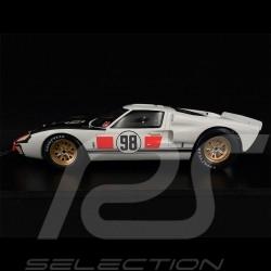 Ford MK II n° 98 Vainqueur Winner Sieger 24h Daytona 1966 1/18 Spark 18DA66