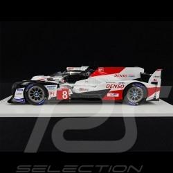 Toyota TS050 Hybrid n° 8 Sieger 24h Le Mans 2019 1/18 Spark 18LM19