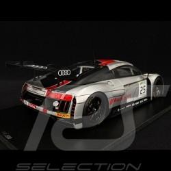 Audi R8 LMS Winner 24h Spa 2017 n° 25 Team Saintéloc 1/18 Spark 18SB006