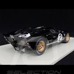 Ford GT40 Mk II n° 2 Winner Le Mans 1966 1/18 Spark 18LM66