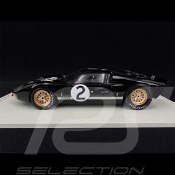 Ford GT40 Mk II n° 2 Sieger Le Mans 1966 1/18 Spark 18LM66