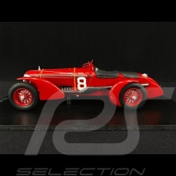 Alfa Romeo 8C n° 8 Vainqueur Winner Sieger 24h Le Mans 1932 1/18 Spark 18LM32